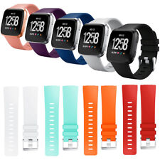 Sports Strap For Fitbit Versa 2 Smart Watch Bands Silicone Bracelet Wrist Band
