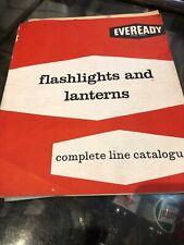 Everaedy Flashlights And Lanterns Catalogue 1970