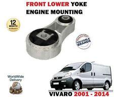 pour Opel Vivaro 2001> NEUF AVANT INFÉRIEUR Attelage fixation moteur