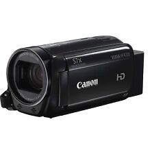 Canon VIXIA HF R700 Full HD Black Camcorder with 57x Advanced Zoom