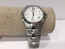 Reloj Watch Montre SANDOZ - Quartz - 40 mm Steel - Steel Armis strap