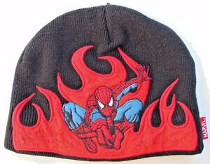 MARVEL Spiderman Toddler / Young Child Stretchy Stocking Cap