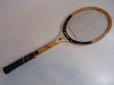 Wooden Tennis Rackets Vintage Racquets Wood Mac Gregor Loyd Budge Tournament