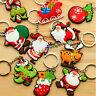 6PCS Christmas Tree Ornament Decoration Party Holiday Xmas Santa Claus Decor