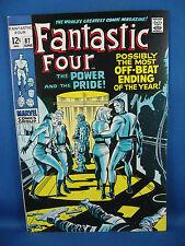 FANTASTIC FOUR 87 VF NM 1969