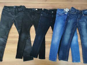 boys 5-6 years bundle jeans skinny super skinny NEXT M&S Gap