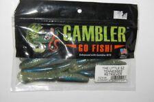 "Gambler Lures Ribbon Tail 7/"" Bass Fishing Worm Bait **FAST SHIPPING**"