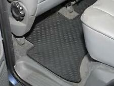 RANGE ROVER P38  Heavy Duty Black Rubber Front Footwell Over Mats - DA4431