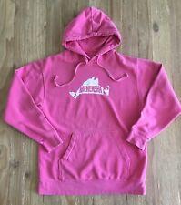 Menemsha Martha's Vineyard Sun washed Pink Hoodie, Men's Size Small