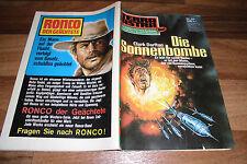 TERRA ASTRA  # 54 -- die SONNENBOMBE // Clark Darlton 1972