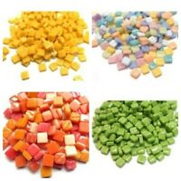 8mm Square Mosaic Tiles (ottoman) in all Colours and Mixes - 250g bags
