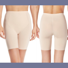 NEW! Spanx Thinstincts Mid-Thigh Shaper Shorts in Soft Nude [SZ Large ] #L295