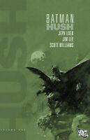 Batman Hush Volume 1 by Jeph Loeb & Jim Lee Softcover Graphic Novel