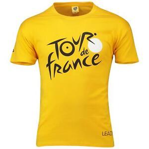 Tour de France Men's Leader T-Shirt | Yellow