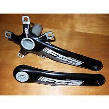 New* FSA Gossamer Crank Arm Set Compact Double 110 BCD 172.5 BB30 Road CX Cross