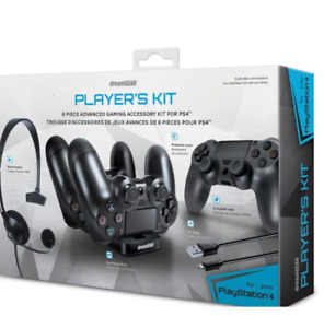 DREAMGEAR 6435 PS4 ACCESSORY BUNDLE