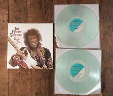 The Jimi Hendrix Experience Radio One LP. Canadian 1st Coke Bottle Clear 1988