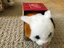 "Russ Petooties Pets 6"" Peaches Calico Cat Kitten Kitty"