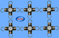 6X Driveshaft/Wheel Shaft Universal Joint Front/Center/Rear Greasable Expedited