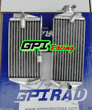 L&R aluminum radiator Honda CRF250R CRF 250R 250 CRF250 2014 2015 15 14 2016