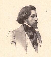 Portrait Albert Lambert fils Acteur Théâtre Comédie Française Rouen