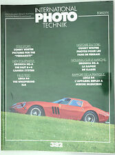 (PRL) PHOTO TECHNIK INTERNATIONAL 3/82 1982 BRONICA SQ A LEICA R4 6X6 120 220