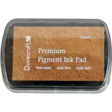 Dovecraft Premium Pigment Ink Pad - Copper
