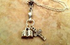 TRINITY of CROSS BIBLE GOD'S HAND Pendant, Sterling Silver 925 Chain Necklace