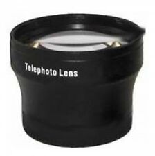 Tele Lens for Panasonic HDCHS300 HDCHS300K HDCHS300P PVGS250 HDCTM20PC HDCTM200