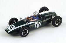 """Cooper T53 #10 B.McLaren """"2nd GP Monaco"""" 1960 (Spark 1:43 / S3511)"""