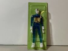 Sealed MEGO MICRONAUTS TIME TRAVELLER - Blue Clear - 1976 Series 1