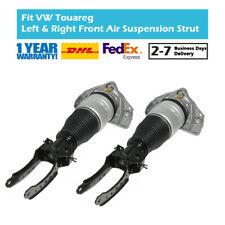 Paar Vorne Luftfederung Federbein Stoßdämpfer Für VW Touareg 7LA 7L6 7L7 02-10