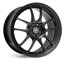 17x8/9 Enkei PF01 5x114.3 +50/60 Black Rims Fits Honda S2000 Ap1 AP2