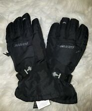 Men's GORDINI Ultra Dri-Max Gauntlet IV Gloves BLACK Winter Gloves 4G3033,  XL