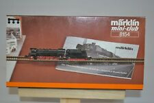 Märklín 8154 Z-Gauge German Federal Railroad DB 50 loco - mini-club Museum - C8