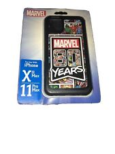 Disney Parks Marvel 80 Years Anniversary Iphone Cover Case Xs Max/11 Pro Max New