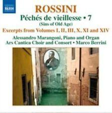 Rossini: Complete Piano Music, Vol. 7 - Peches de vieillesse, New Music