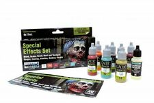 Vallejo BNIB Game Color Set - Special Effects Set (x8) VAL72213