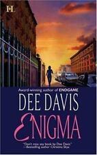 Enigma by Dee Davis (2005, Paperback) Book Romantic Suspense Harlequin