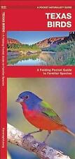 Pocket Naturalist Guide: Texas Birds : A Folding Pocket Guide to Familiar...