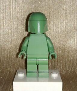 Genuine LEGO Star Wars Boba Fett Prototype Minifig Misprint?