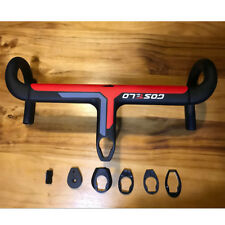 Costelo Integrated Bar T800 UD Carbon fiber road bike bicycle Handlebar 42x100