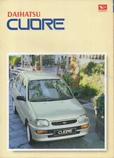 Indus Daihatsu Cuore car (made in Pakistan) _2000 Prospekt / Brochure