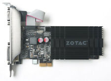 ZOTAC GT 710 1 GB Grafikkarte 1024 MB DDR3, PCIe x1, Passiv, Low Profile VGA