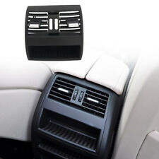 Car Rear Center Console Fresh Air Outlet Vent Grille Cover for BMW 5 F10 F11