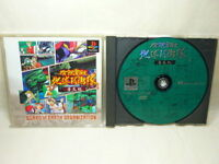 PS1 EARTH DEFENDERS CORP Playstation JAPAN Game 1