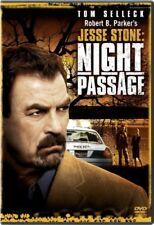 JESSE STONE NIGHT PASSAGE New Sealed DVD Tom Selleck