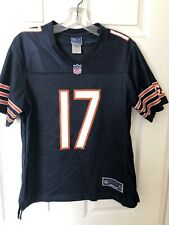 Alshon Jeffery NFL Chicago Bears Player Name and Number Home Jersey