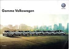 CATÁLOGO GAMA VOLKSWAGEN DAS VW AUTO LA VOITURE 09/2014 de 27 pages