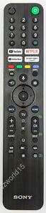 Genuine Sony Bravia TV remote control KD-65X80J KD-75X80J RMF-TX520P